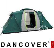 Camping tents, Coleman Spruce Falls 4, 4 persons, Green/Grey