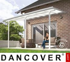 Carport/ Patio Cover Feria 3x4.25 m, White