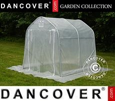 Greenhouse, 2x2x2m, PE, Transparent