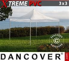 Party Marquee Xtreme 3x3 m Clear