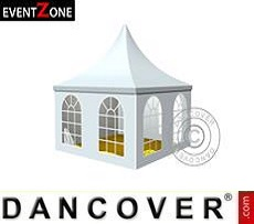 Party Marquee PRO + 4x4 m EventZone