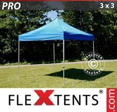 Pop up canopy PRO 3x3 m Blue