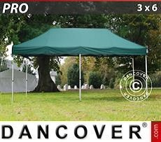 Pop Up Marquee PRO 3x6 m Green