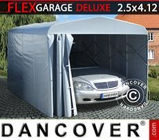 Portable Garage (Car), ECO, 2.5x4.12x2.15 m, Grey
