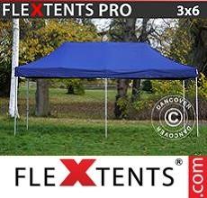 Racing tent PRO 3x6 m Dark blue