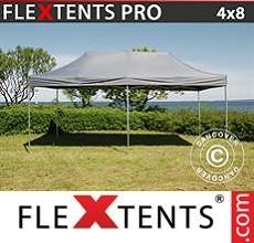 Racing tent PRO 4x8 m Grey