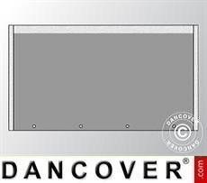 Endwall UNICO 3 m, Dark Grey