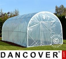 Greenhouse 3x6x2.4 m, 18 m², Transparent