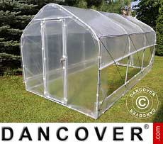Polytunnel Greenhouse Plus 3x3.75x2.15 m