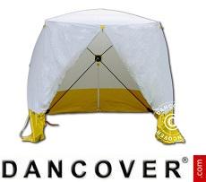 Work tent, PRO 3.5x3.5x2.15 m