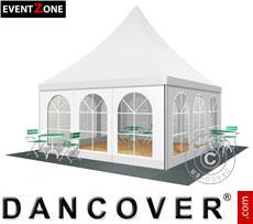 Pagoda tents PRO + 5x5 m. EventZone