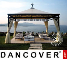 Garden Gazebo Malatesta 5x5 m