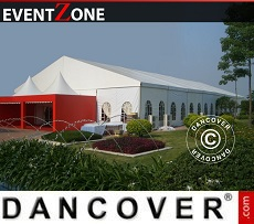 Professional Marquee 15x15 m