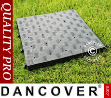 Flooring PRO 1 m², Anthracite (4 pc.)