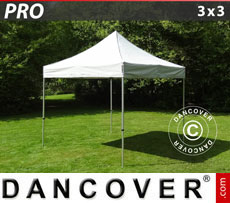 Pop up gazebo FleXtents PRO 3x3 m Silver