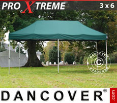 Pop up gazebo FleXtents Xtreme 3x6 m Green