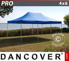 Pop up gazebo FleXtents PRO 4x6 m Blue