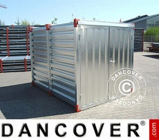 Storage Containers 2.25x2.2x2.2 m