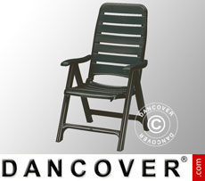 Garden chair Premiere Anthracite, 6 pcs.
