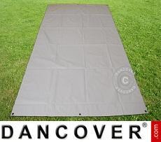 Ground cover 1.7x2.7 m PVC Grey