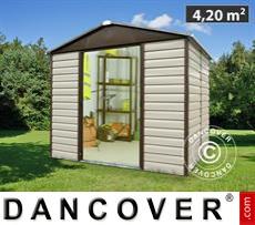 Garden shed 2.43x1.97x2.15 m