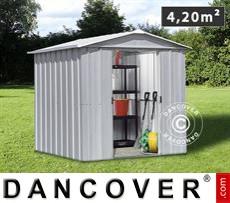 Garden shed 2.02x2.37x1.89 m