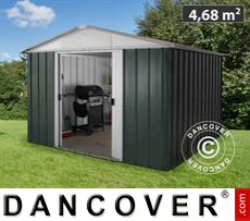 Garden shed 2.42x2.17x1.93 m
