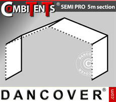 2 m extension for marquee CombiTents® SEMI PRO (5m series)