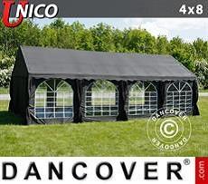 Marquee UNICO 4x8 m, Black