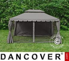 Gazebo Osiris 3x4 m, Grey
