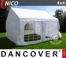 Marquee UNICO 4x4 m, White