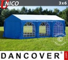 Marquee UNICO 3x6 m, Blued