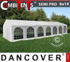 Marquee 6x14m 5-in-1, White