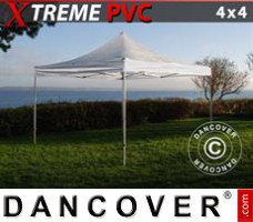 Pop up gazebo FleXtents Xtreme 4x4 m Clear