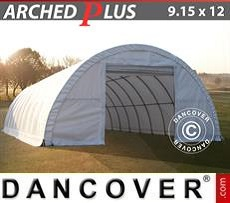 Camper Caravan Tents Storage tent 9.15x12x4.5 m PVC, White