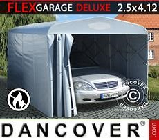 Car Cover Folding tunnel garage (Car), 2.5x4.12x2.15 m, Grey