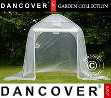 Polytunnel greenhouse, 2x3x2m, PE, Transparent