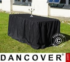 Tablecloth 183x76x74 cm, Black