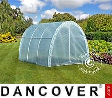Polytunnel Greenhouse 2.2x3x1.9 m, 6.6 m², Transparent