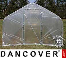 Polytunnel Greenhouse SEMI PRO 3x8.75x2.15 m