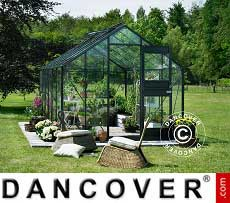 Greenhouse Glass Juliana Junior 12.1 m², 2.77x4.41x2.57 m, Anthracite