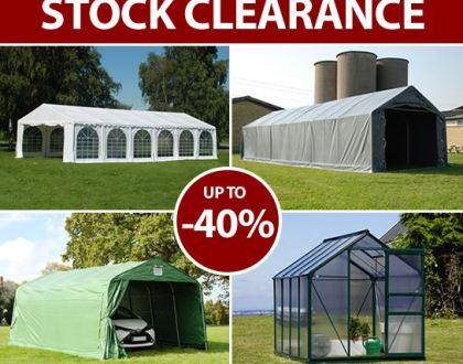 Lagerräumung – Willkommen zu einer Vielzahl an großartigen Angeboten!