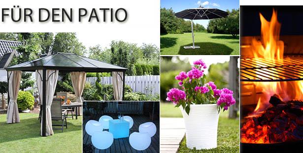 für den patio