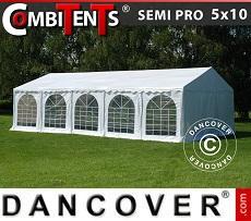 Partyzelt, SEMI PRO Plus CombiTents™ 5x10m, 3-in-1