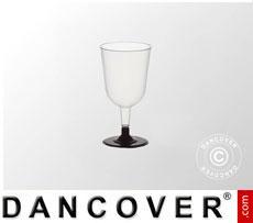 einweggeschirr - Gläser Rotwein 0,2L, 60 St.