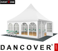 Pagodenzelte PRO + 6x6 m. EventZone