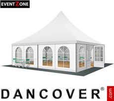 Pagodenzelte PRO + 8x8 m EventZone