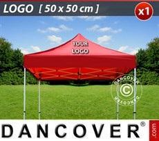 1 Stk. FleXtents Dach-Print 50x50cm