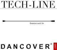 Verlängerungskabel ohne Stecker Tech-Line, 5m