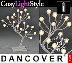 LED Lichterbaum, 45cm, warmweiß